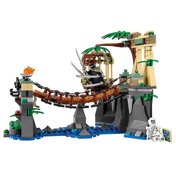 Lego Master Falls