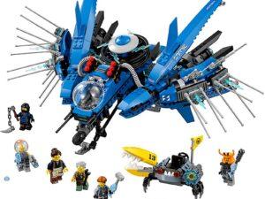 Lego Lightning Jet-0