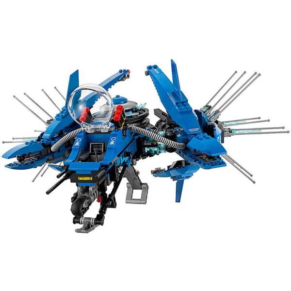 Lego Lightning Jet