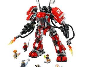 Lego Fire Mech-0