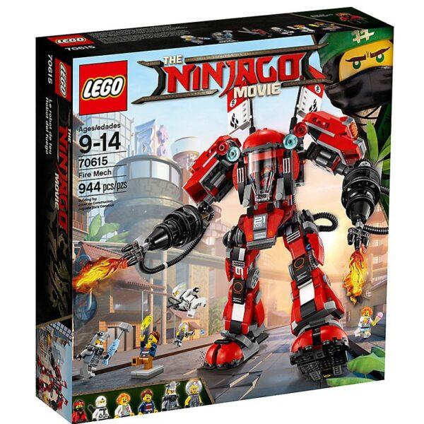 Lego Fire Mech-2847