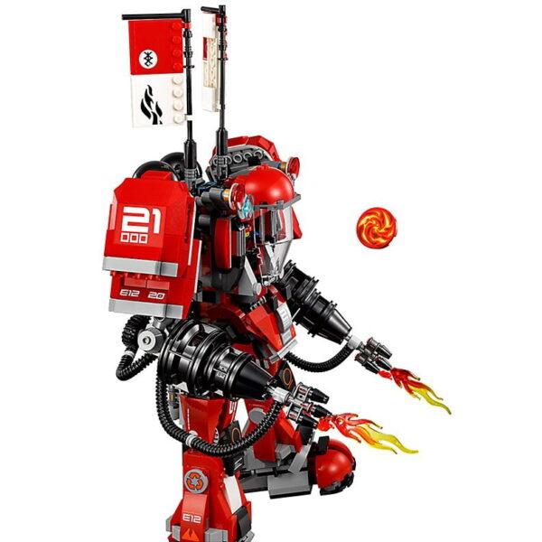 Lego Fire Mech-2848