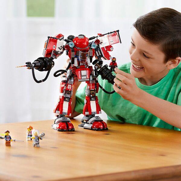 Lego Fire Mech-2850