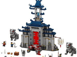 Lego Temple of The Ultimate Weapon-0