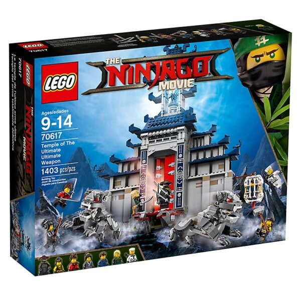 Lego Temple of The Ultimate Weapon-2852