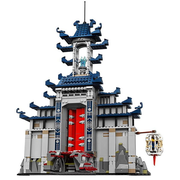 Lego Temple of The Ultimate Weapon-2853