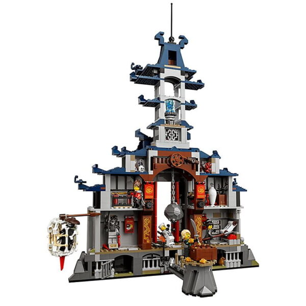 Lego Temple of The Ultimate Weapon-2854