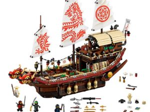 Lego Destiny's Bounty-0