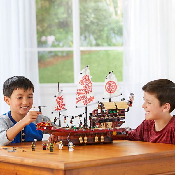 Lego Destiny's Bounty