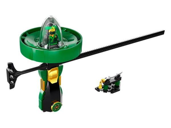 Lego Lloyd Spinjitzu Master-0