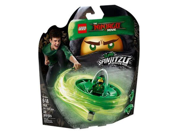 Lego Lloyd Spinjitzu Master-2862