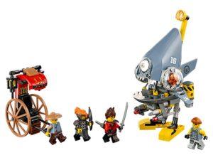 Lego Garmadon's Volcano Lair