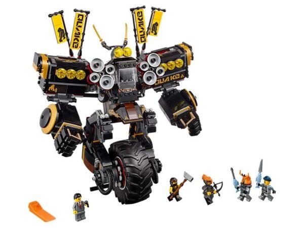 Lego Quake Mech-0