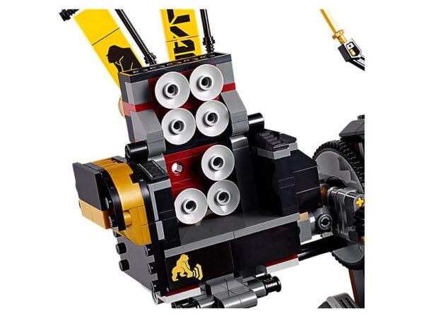 Lego Quake Mech-2880