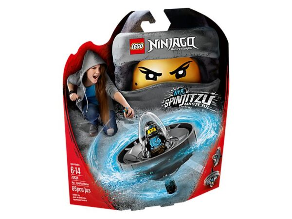 Lego Nya – Spinjitzu Master