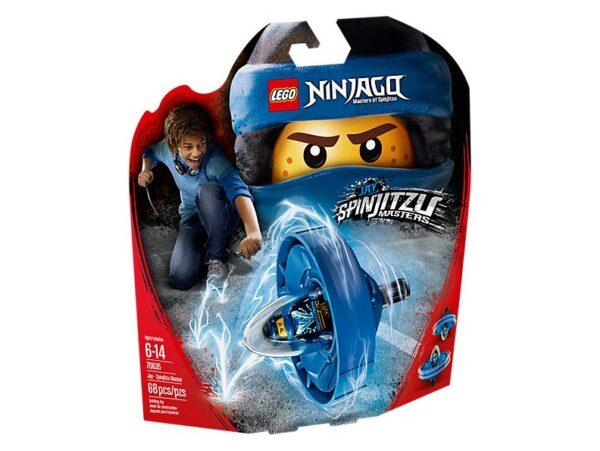 Lego Jay - Spinjitzu Master-2892