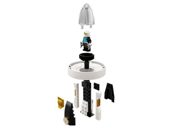 Lego Zane – Spinjitzu Master
