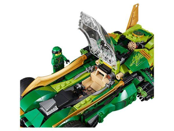 Lego Ninja Nightcrawler