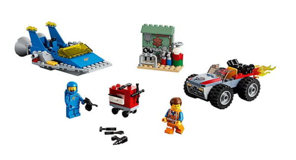 Lego Emmet and Benny's Build and Fix-0