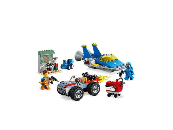 Lego Emmet and Benny's Build and Fix-2918
