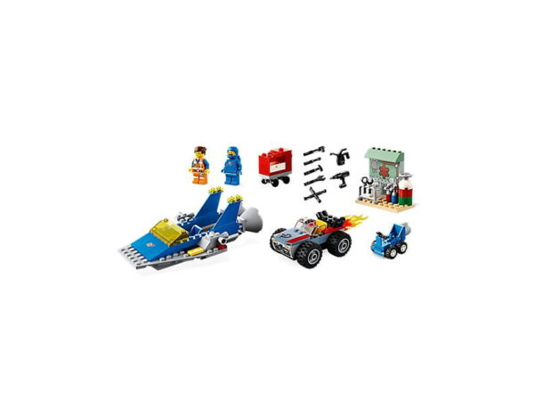 Lego Emmet and Benny's Build and Fix-2919