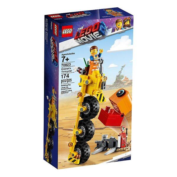 Lego Emmet's Thricycle