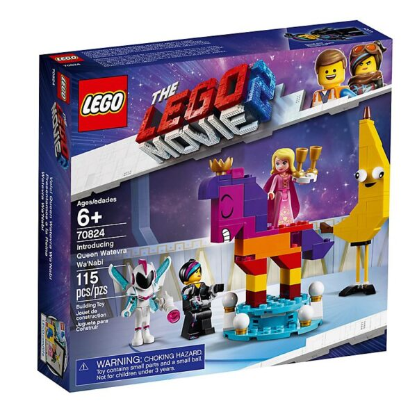 Lego Queen Watevra -2928