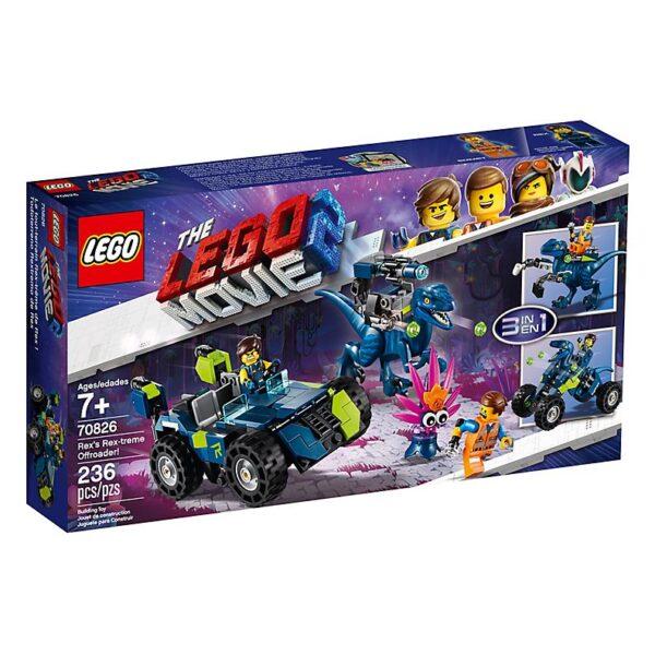 lego Rex's Rex-treme Off Roader-2935