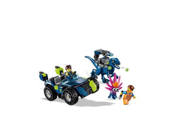 lego Rex's Rex-treme Off Roader-2934