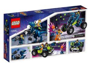 Lego Ultrakatty & Warrior Lucy