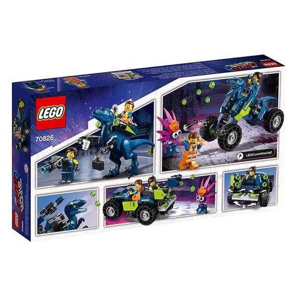 lego Rex's Rex-treme Off Roader-0
