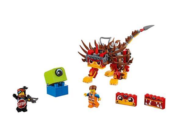 Lego Ultrakatty & Warrior Lucy-2941