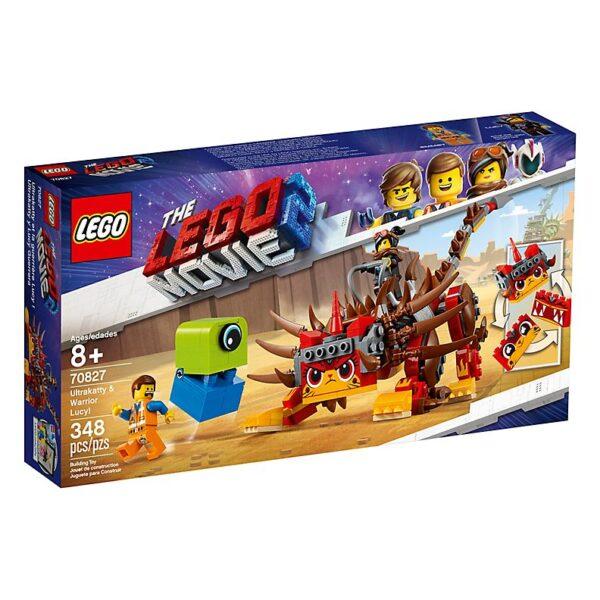 Lego Ultrakatty & Warrior Lucy-2940