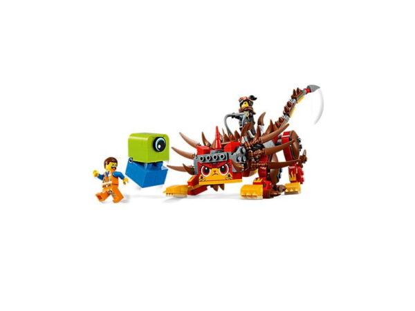 Lego Ultrakatty & Warrior Lucy-2939