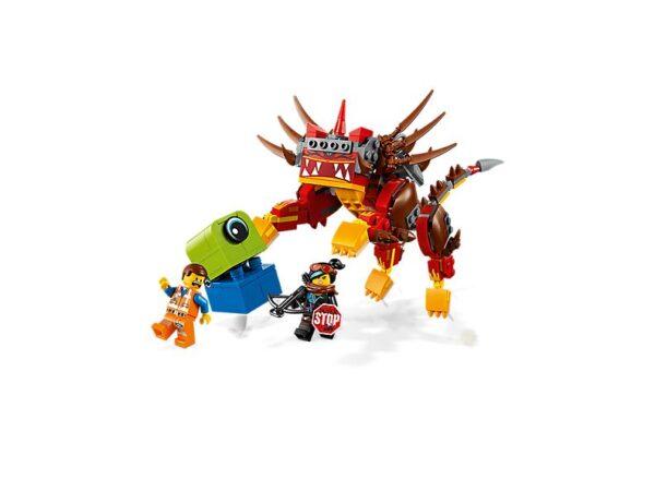 Lego Ultrakatty & Warrior Lucy-2938