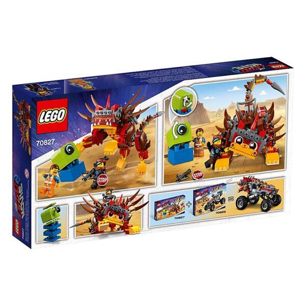 Lego Ultrakatty & Warrior Lucy-0