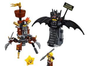 Lego Battle-Ready Batman-0