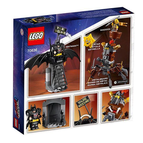 Lego Battle-Ready Batman-2946
