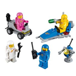 Lego Benny's Space Squad-0