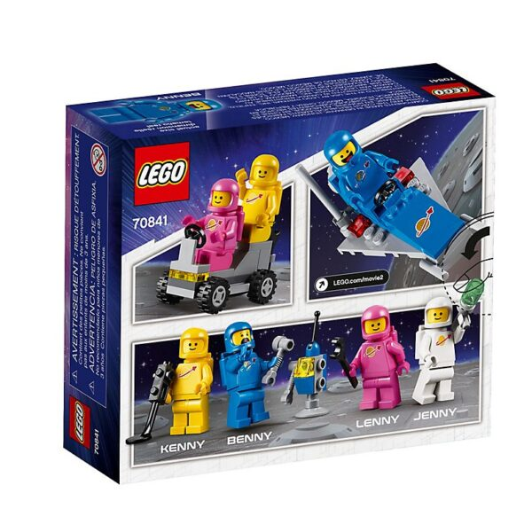 Lego Benny's Space Squad-2949