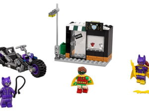 Lego Catwoman Catcycle Chase-0