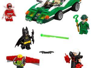 Lego The Riddler Riddle Racer-0