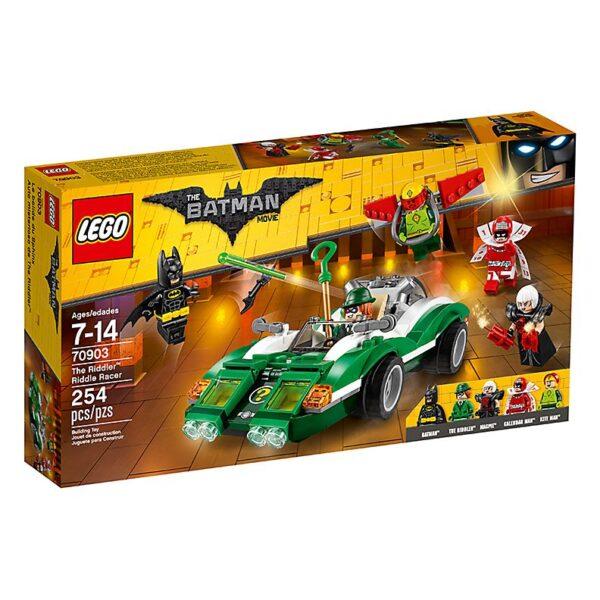 Lego The Riddler Riddle Racer-2966