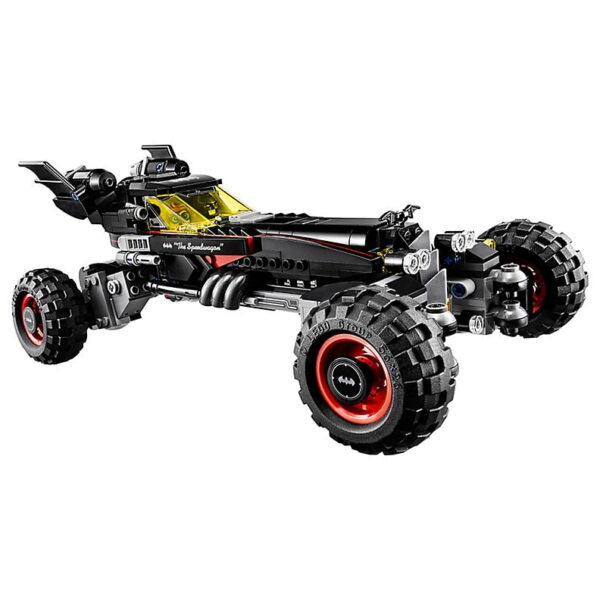 Lego The Batmobile