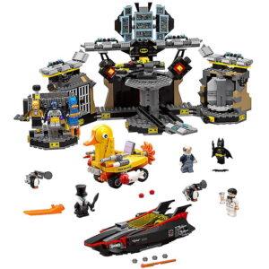 Lego Batcave Break-in-0