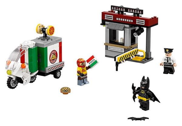 Lego ClayFace Splat & Scarecrow
