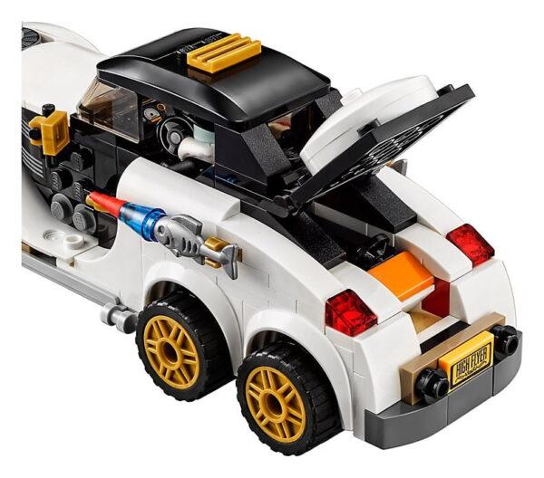 Lego The Penguin Arctic Roller