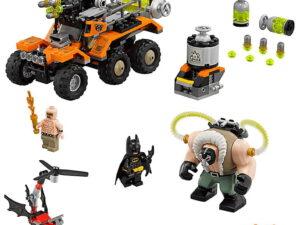 Lego Bane Toxic Truck Attack-0
