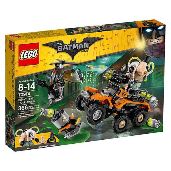 Lego Bane Toxic Truck Attack-3011