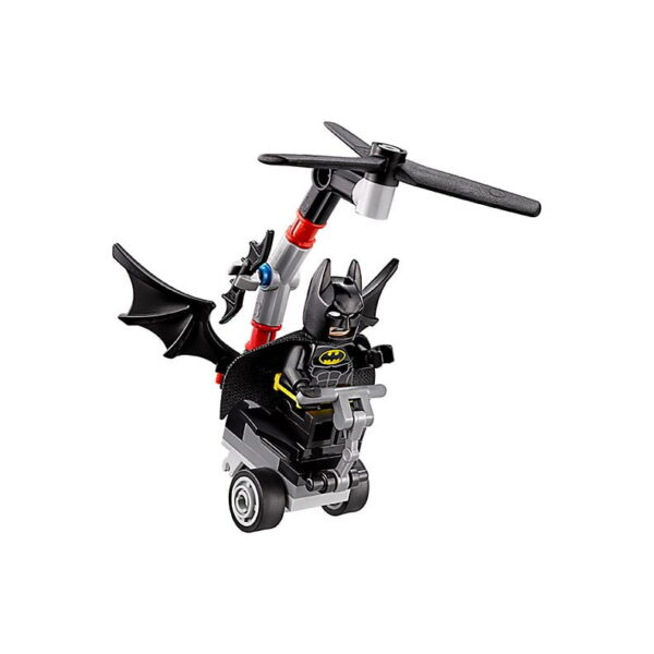 Lego Bane Toxic Truck Attack-3013